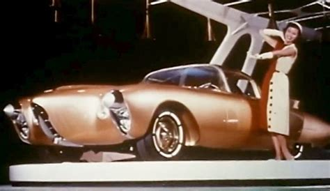 design for dreaming 1956 gm motorama populuxe classic quot design for dreaming quot 1956