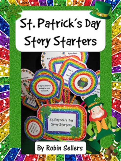 s day starters sweet tea classroom st s day story starters