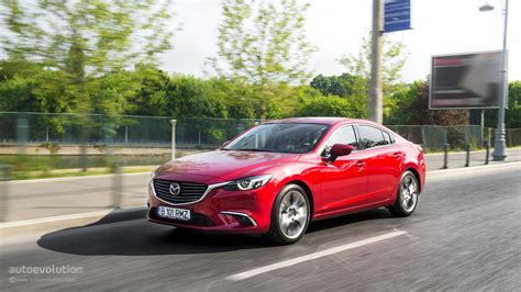 mazda 6 hp 2016 mazda6 review autoevolution