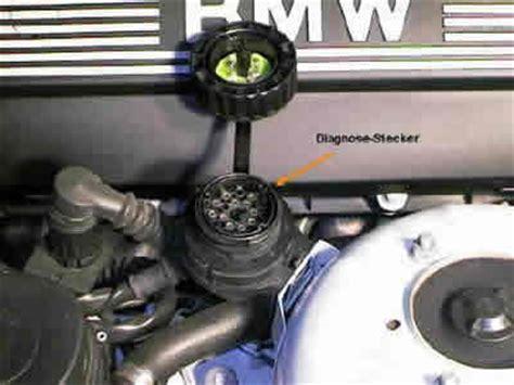 Bmw 1er Obd Stecker by Bmw Diagnose Obd 2 Net Das Fahrzeugdiagnose