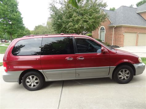 2004 Kia Sedona Review 2004 Kia Sedona Overview Cargurus