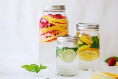 Detox Water Recipes Jar by 3 Slimming Detox Water Recipes Paperblog