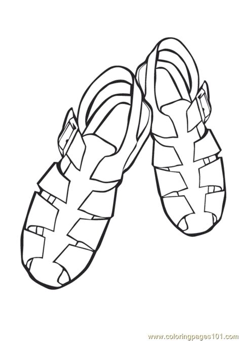 coloring pages shoes printable shoes coloring page free shoes coloring pages