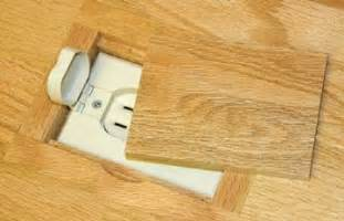 Hardwood Floor Outlet Floor Outlet Cover For Use In Wood Floors Ideas The Cottage The Floor And