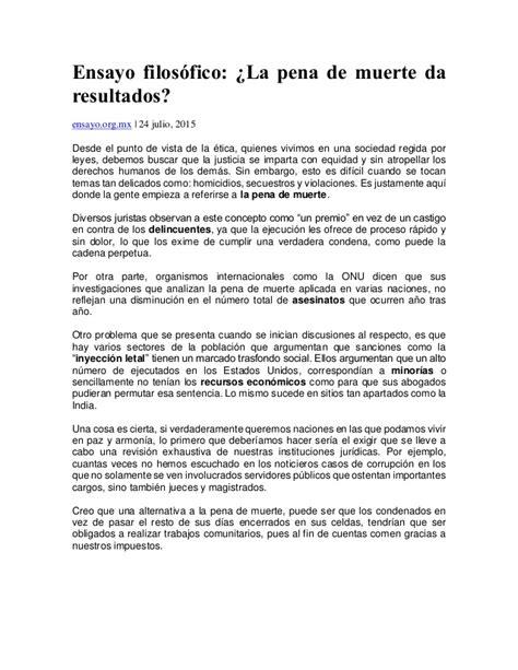 ejemplos de hechos economicos gratis ensayos ejemplo de ensayo filos 243 fico