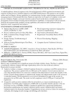 chemical engineer resume template sle chemical engineering resume gallery creawizard