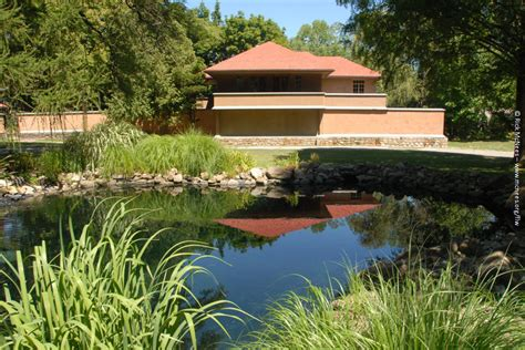 Frank Lloyd Wright Prairie Home by Prairie Architecture Photo Gallery By Rick Mcnees