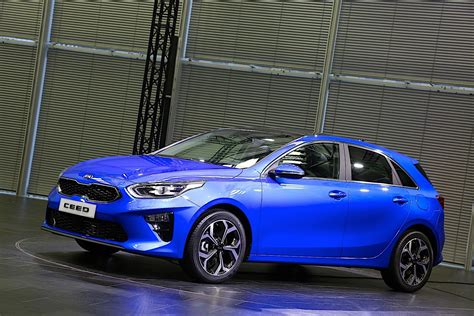 Kia Gt 2019 by 2019 Kia Ceed Gt Warm Hatchback Coming With To 200