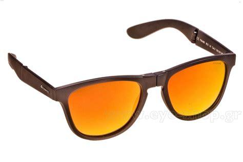 folding polaroid sunglasses polaroid p8448 fold 9cal6 mt b unisex 2016