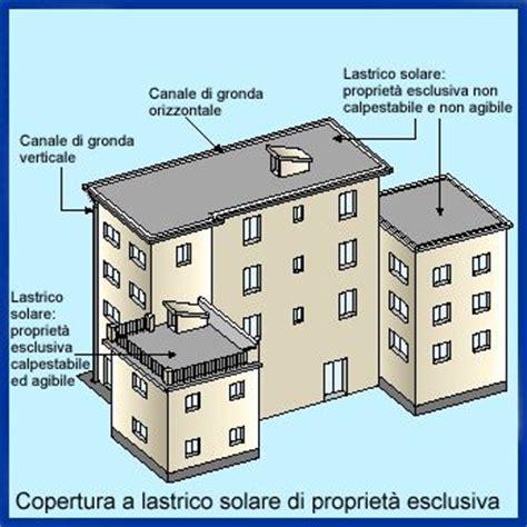 ripartizione spese terrazzo lastrico solare condominiale come ripartire le spese nel