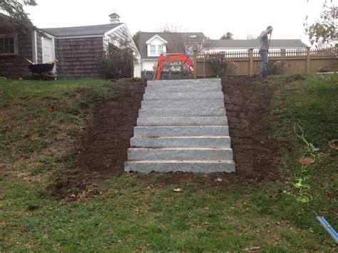 granite steps landscape company hanson ma e sheehan
