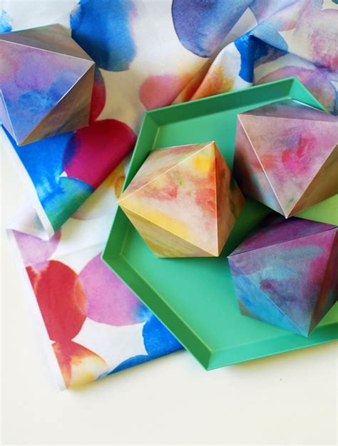 Make Watercolor Paper - watercolour paper gems free printables we are scout