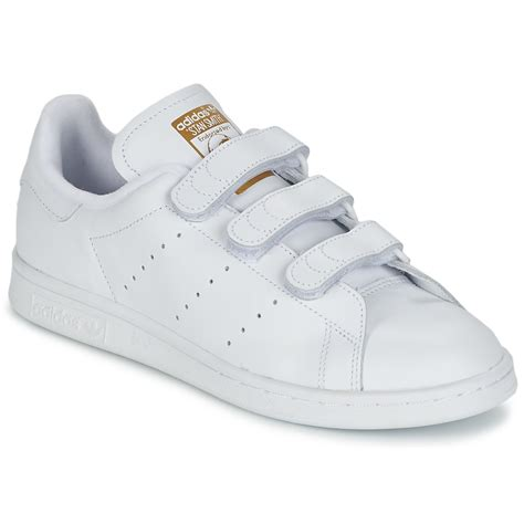 Adidas Stansmith Original Import White Type 2 baskets basses adidas originals stan smith cf blanc