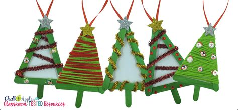 lollipop stick christmas decorations