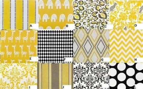 Black And Yellow Crib Bedding by Bedding Crib Bedding And Yellow Crib On
