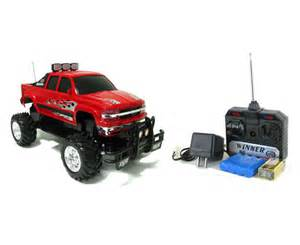 intimidator chevy silverado electric rtr rc truck