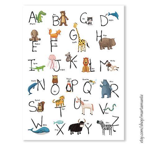 imagenes de animales por abecedario abcedario imprimible con animales alfabeto archivo en pdf
