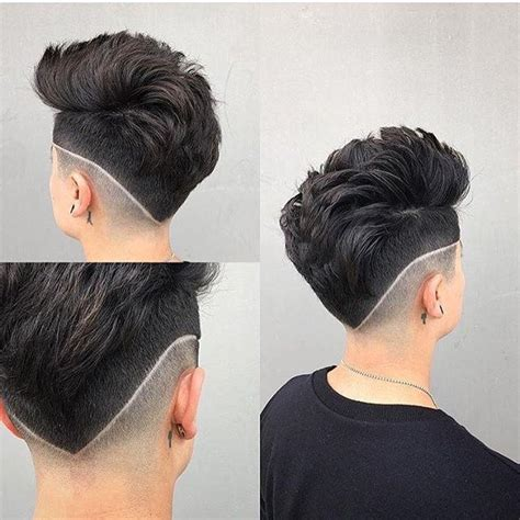 Hairstyle Line Design | haircut line designs gallery
