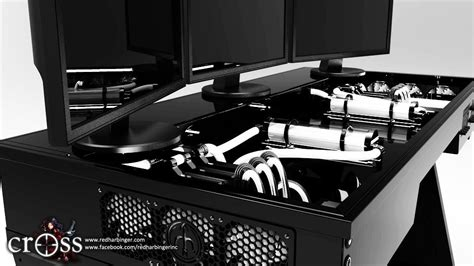 harbinger cross desk need 3d model sketchup