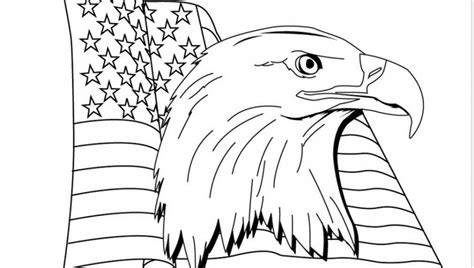 mexican eagle coloring page mexico flag eagle coloring page sketch coloring page