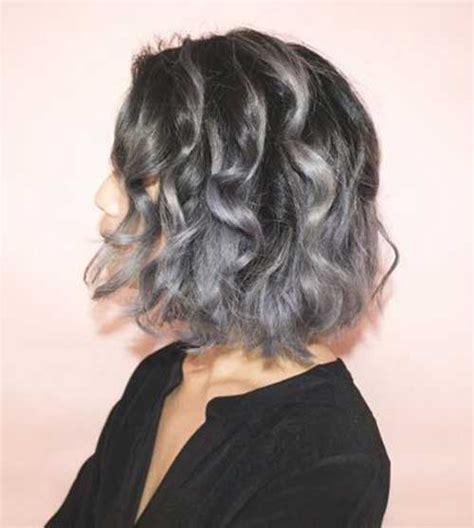 Kurz Graues Haar Bilder Spektakuläre   Smart Frisuren