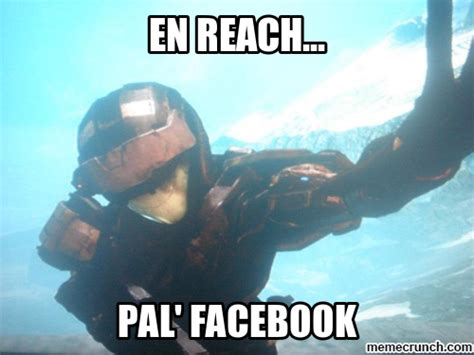 Halo Reach Memes - halo reach facebook