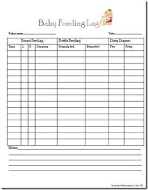 baby feeding log...free printable | filofax planner