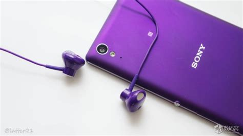 Headset Sony Xperia Sth30 sony sth30 stereo headset unboxed looks great in purple