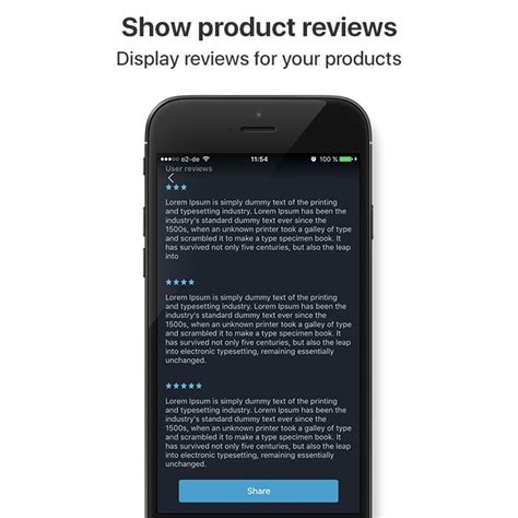 Store Ios App Template In Swift App Review Template