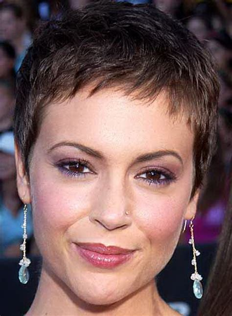 short cropped hairstyles for women over 50 very short cropped hairstyles for women