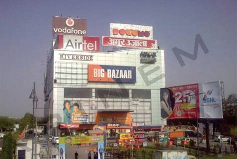 Sq Ft Span Structures River Side Mall Amp Multiplex At Lucknow U P
