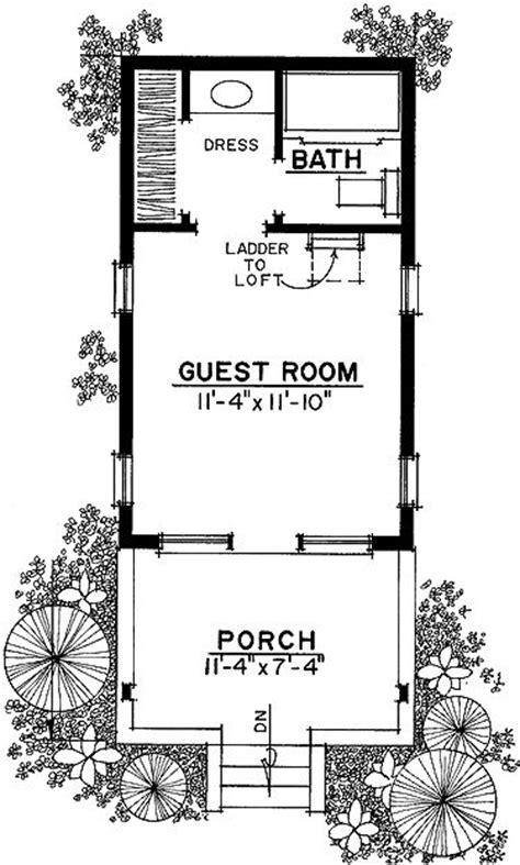 bunkie floor plans floor plan bunkies pinterest