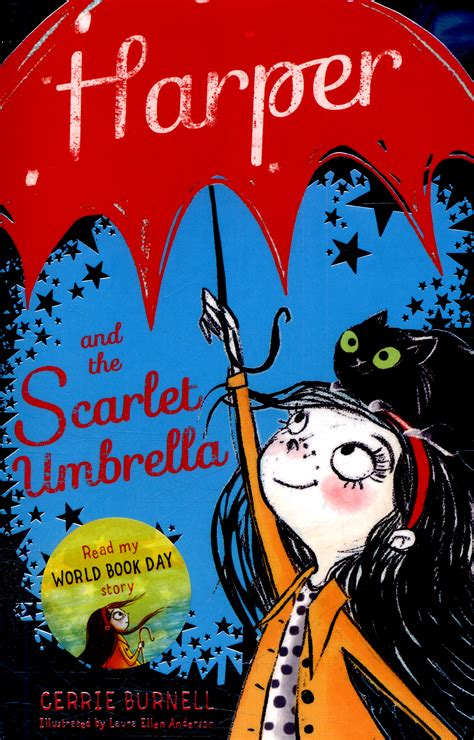 harper and the scarlet harper and the scarlet umbrella by burnell cerrie 9781407162171 brownsbfs