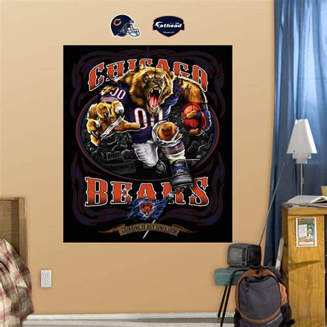 chicago bears home decor 1 877 328 8877