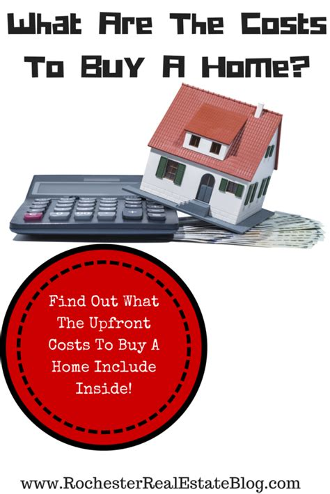 how much money upfront to buy a house how much does it cost to buy a home