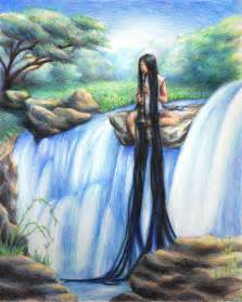 clarinet waterfall by poqu on deviantart