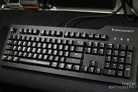 minimalist keyboard das keyboard prime 13 mechanical keyboard review for the minimalist thepcenthusiast