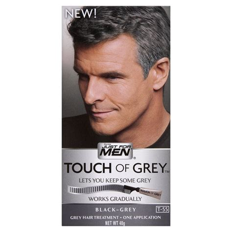 touch of grey hair color just for touch of grey hair colour dye ebay