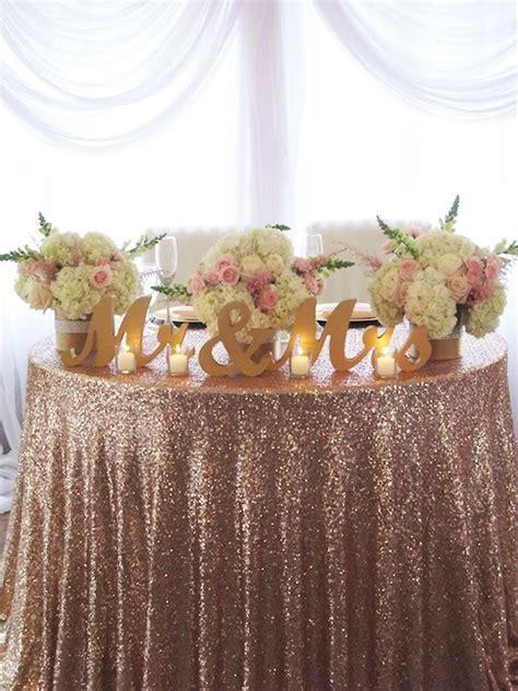 Sweetheart Table   Wedding Flair