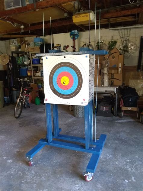 ultra durable foam archery target  steps  pictures