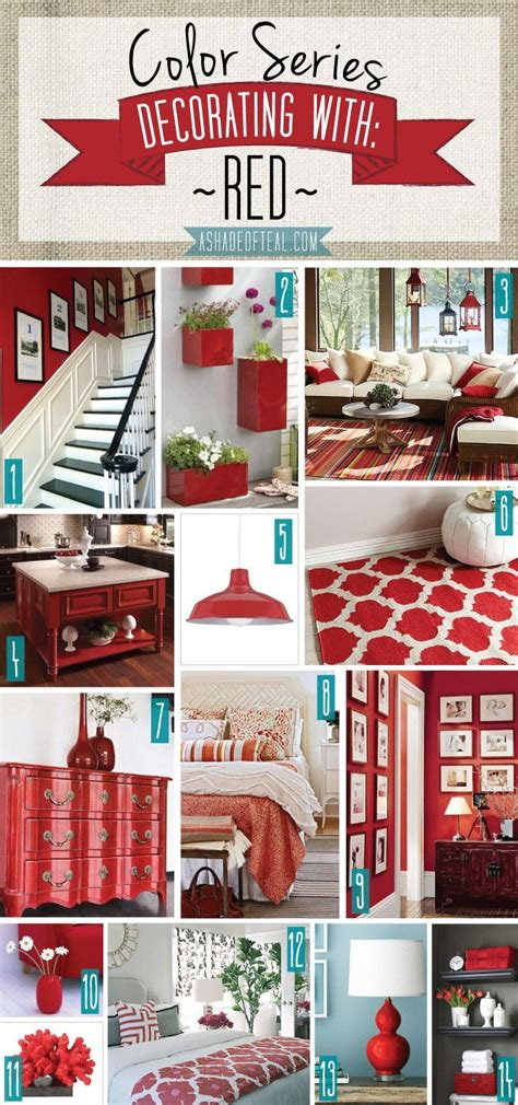 red decor best 25 red kitchen decor ideas on pinterest small