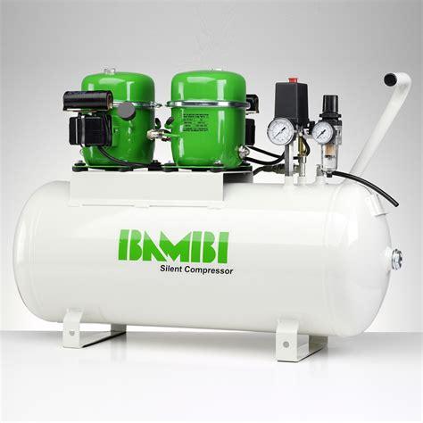 bb50d silent air compressor aircomps air compressors