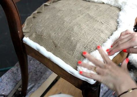Upholstery Tutorial Chair by Great Tutorial For Rebuilding Chair Seats Before