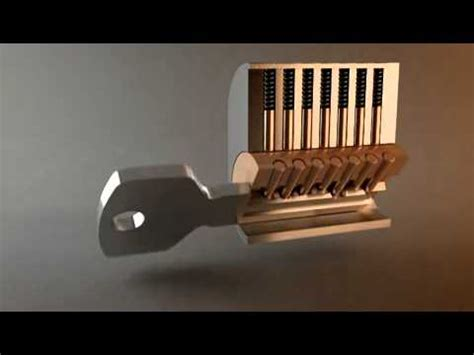comment fonctionne un cadenas à code crocheter un cadenas avec un trombone tuto funnydog tv