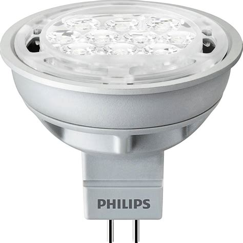 philips essential led 5 50w 2700k mr16 24d ap emergency