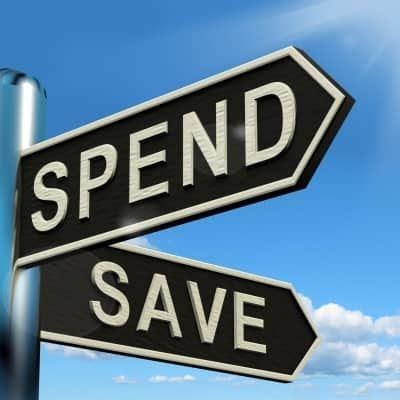 finding  balance  saving  spending frugal rules