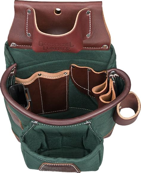 occidental 8584 heritage fatlip tool bag