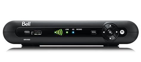 enregistreurs, récepteurs hd et 4k | télé fibe | bell canada