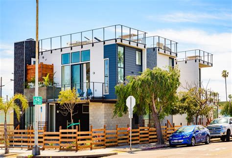 innovative homes san diego community news group green living celebrated