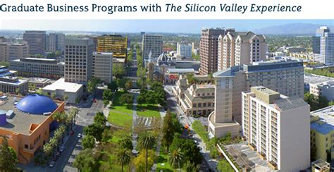 Mba Colleges In Silicon Valley by Lucas Graduate School Of Business San Jose State